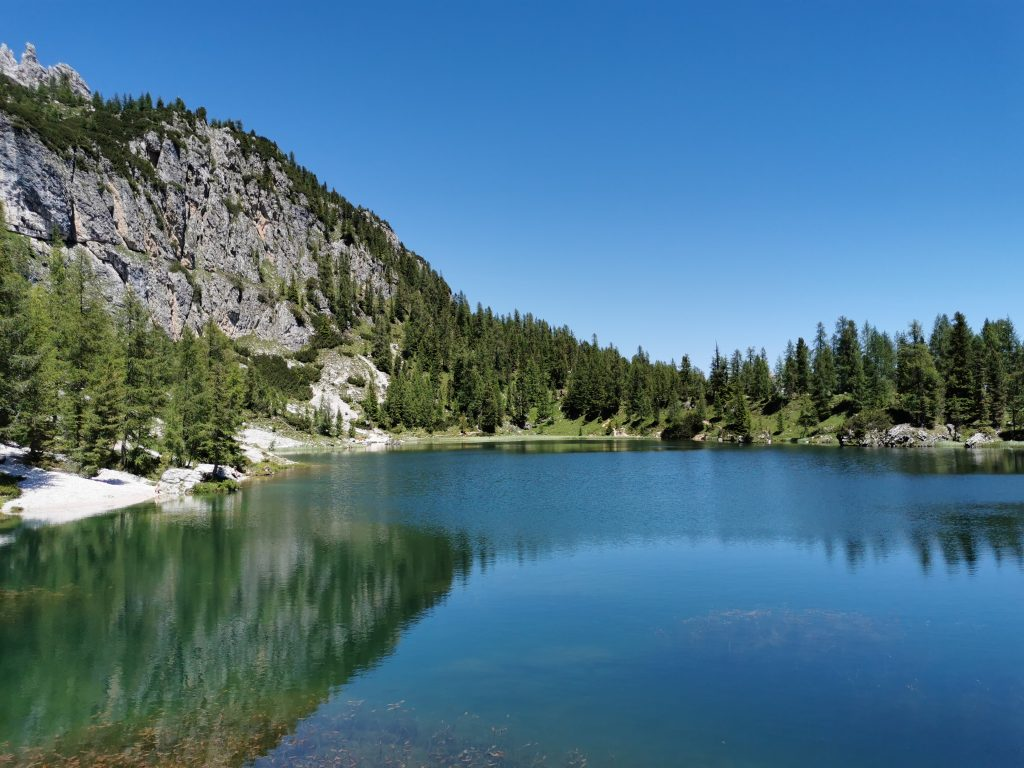 Lago Federa Riva