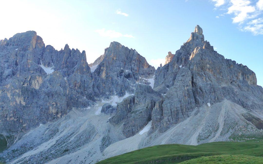 Passo Rolle, un panoramico valico alpino a 1.984 m