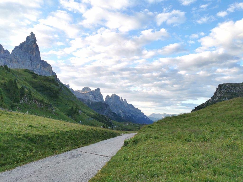 Passo Rolle Sentieri