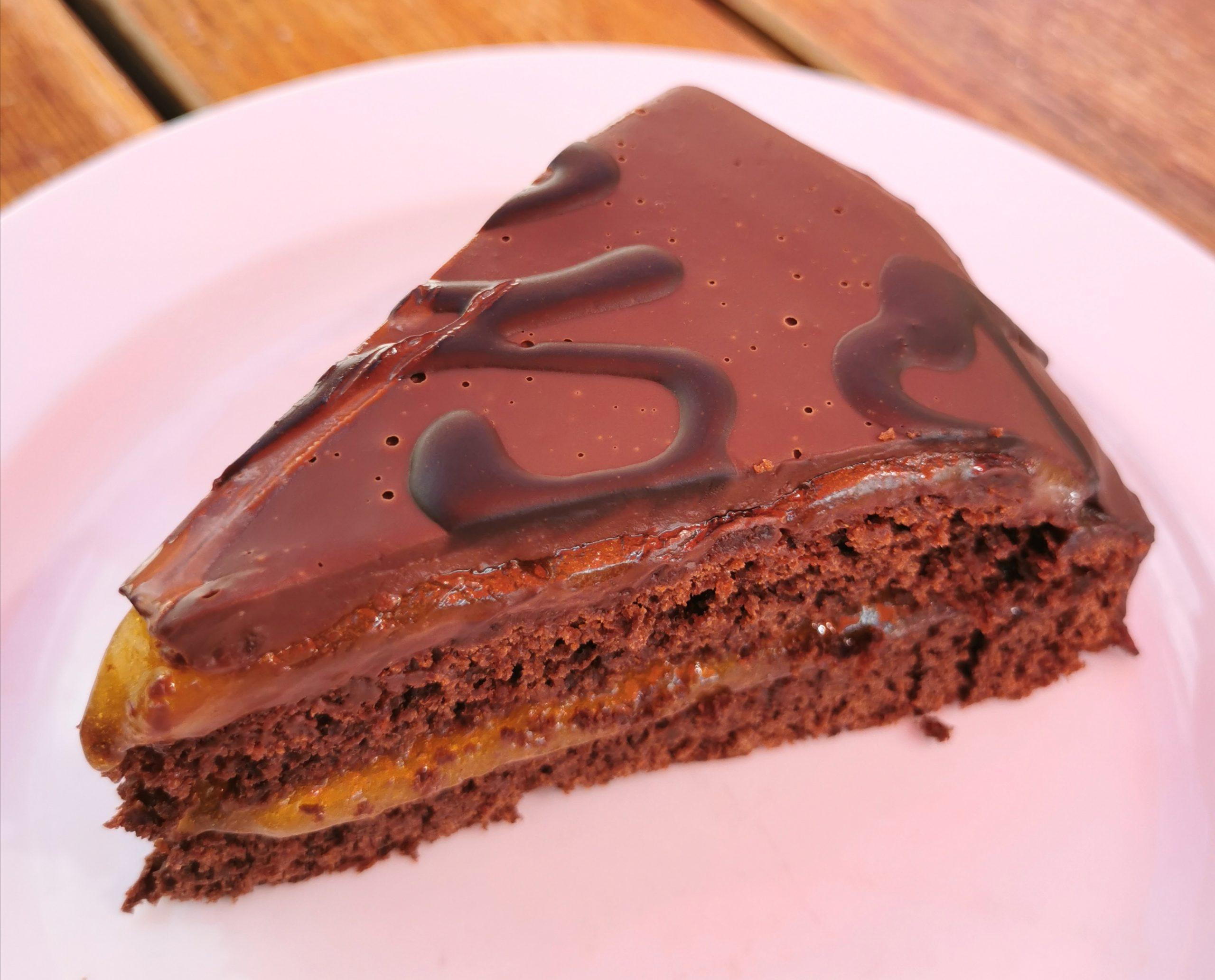 Torta Sacher Rifugio Vajolet