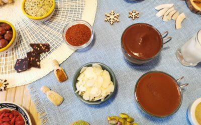Cioccolata calda vegan: 5 idee deliziose