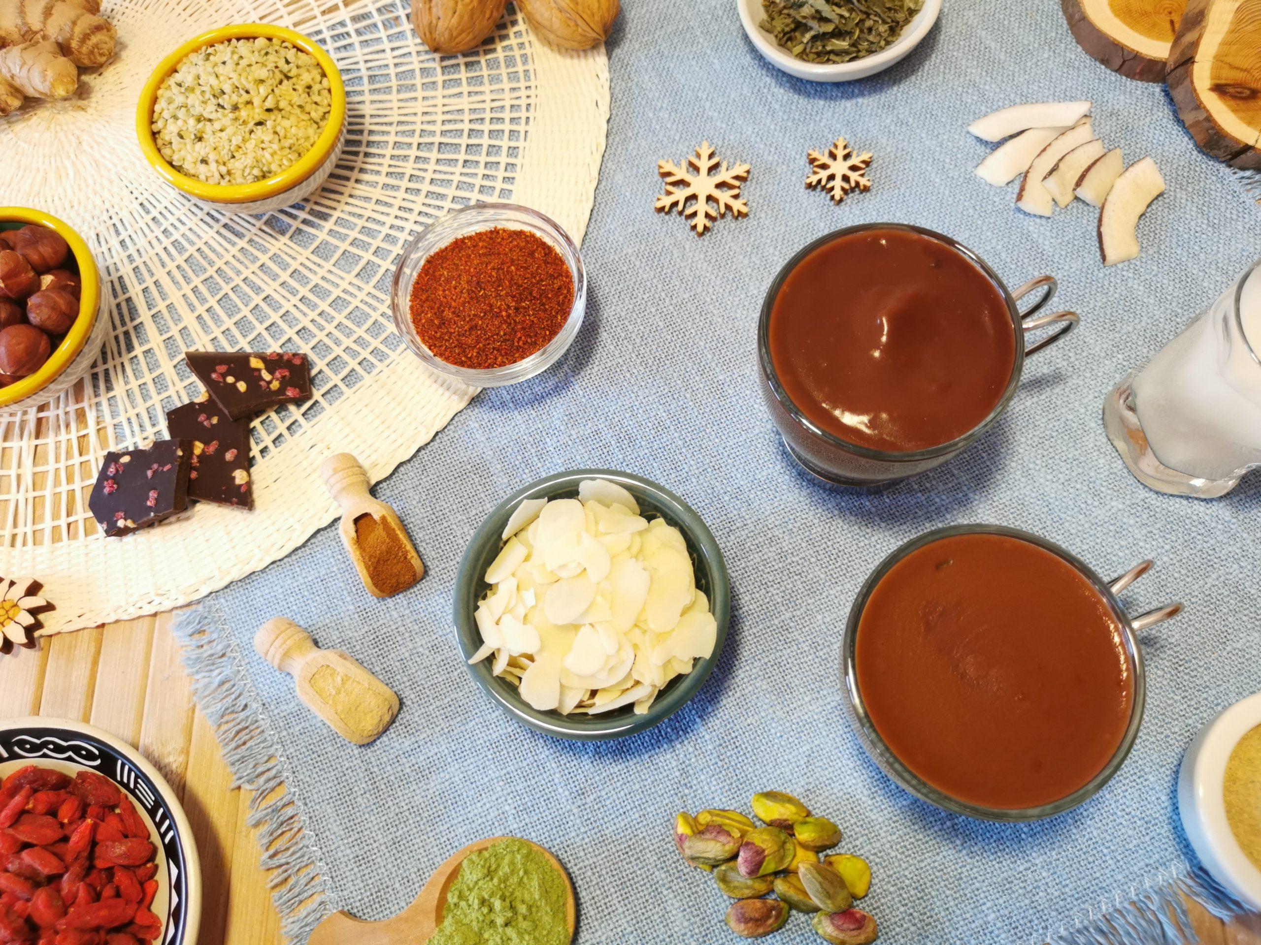 5 cioccolate calde vegan per sportivi
