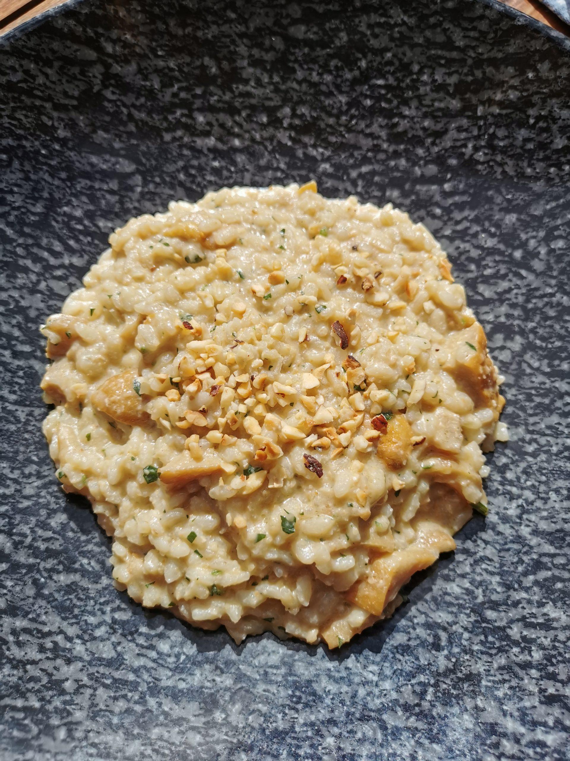 risotto-funghi-nocciole