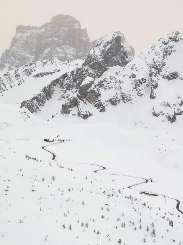 Passo Giau e Monte Pelmo