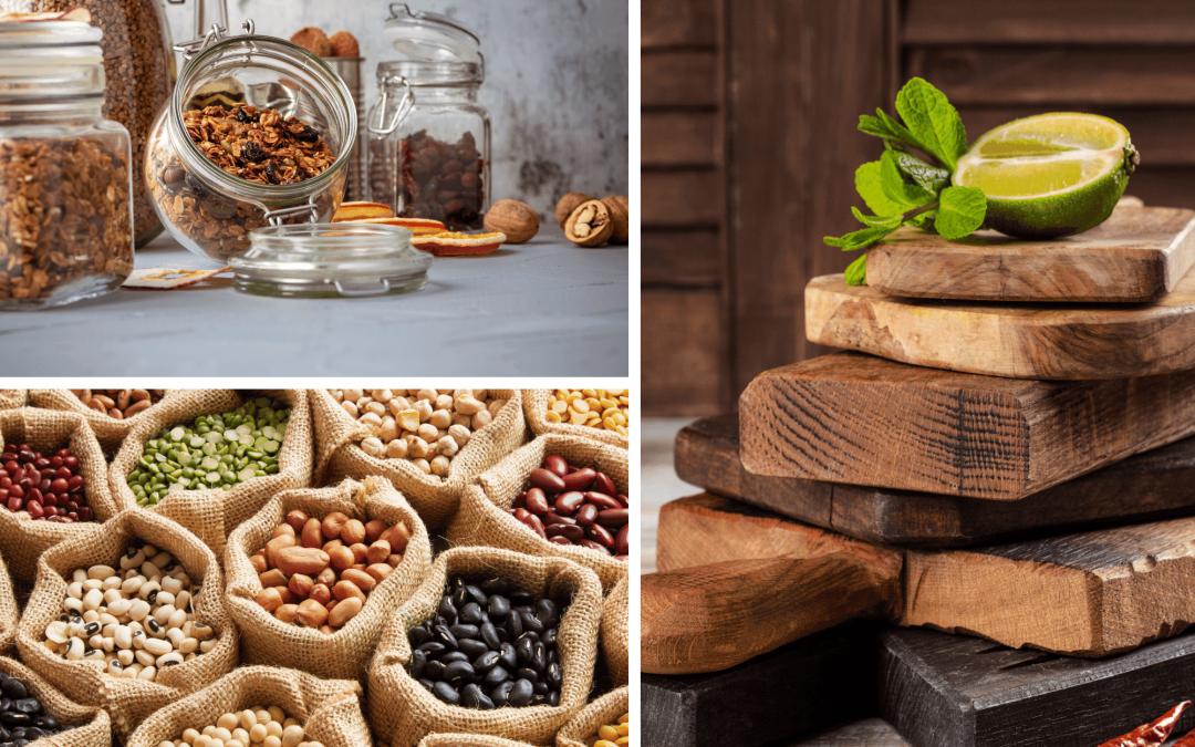 10 accessori ecologici per la tua cucina sostenibile