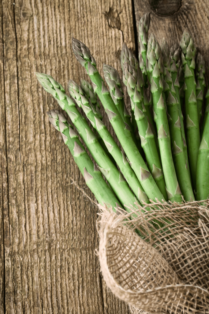 Asparagi - verdure detox