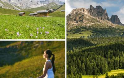 5 attività green in Val di Fassa
