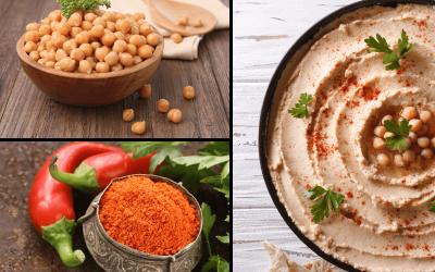 Ricetta hummus: come preparare l'hummus a casa