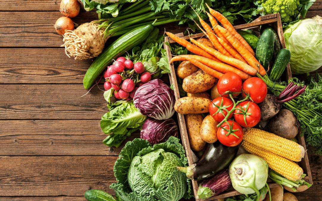 10 verdure detox da assaggiare in primavera