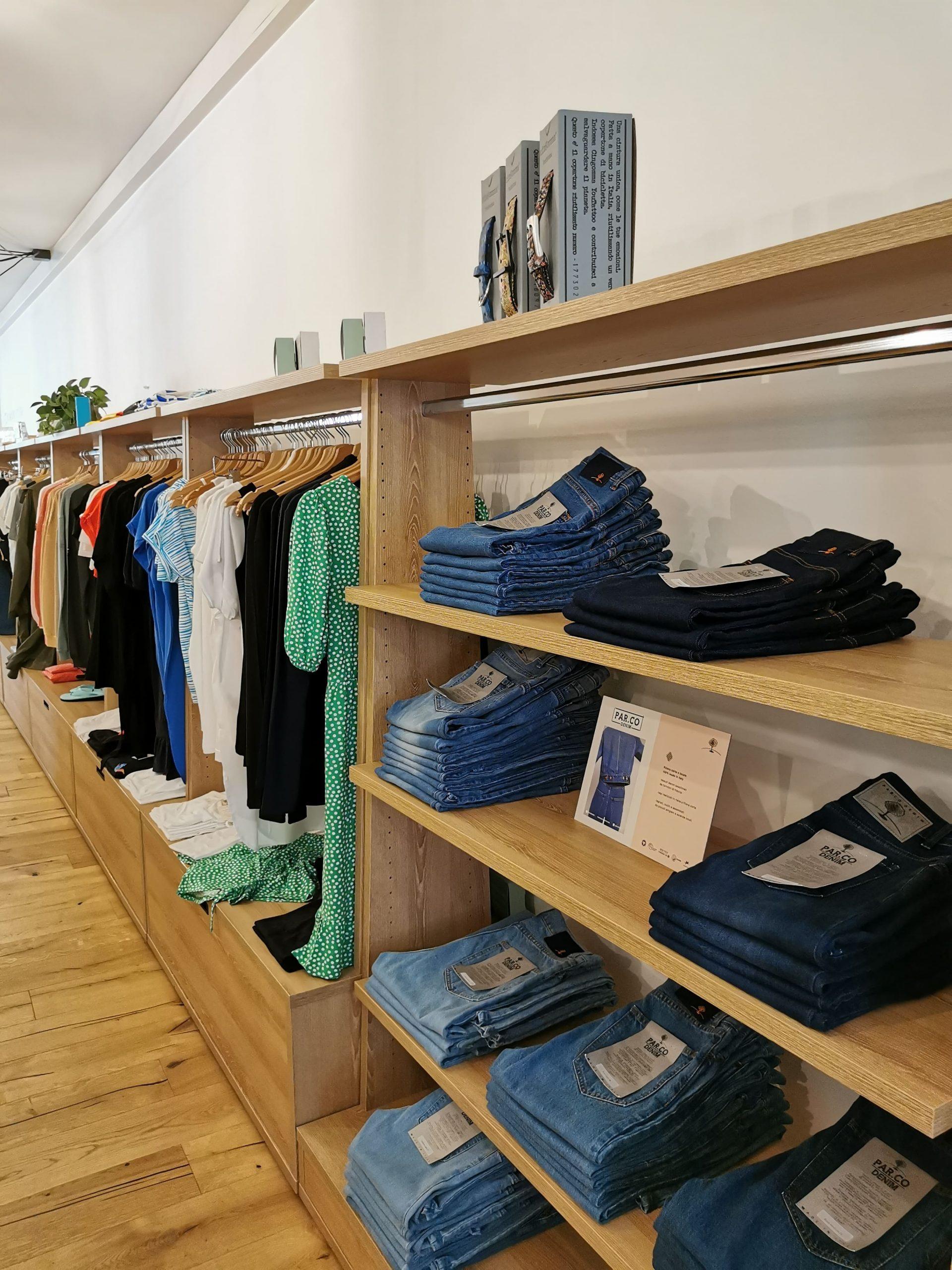 Abbigliamento etico a Bressanone