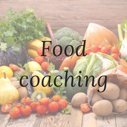 Food coaching a casa tua ed online