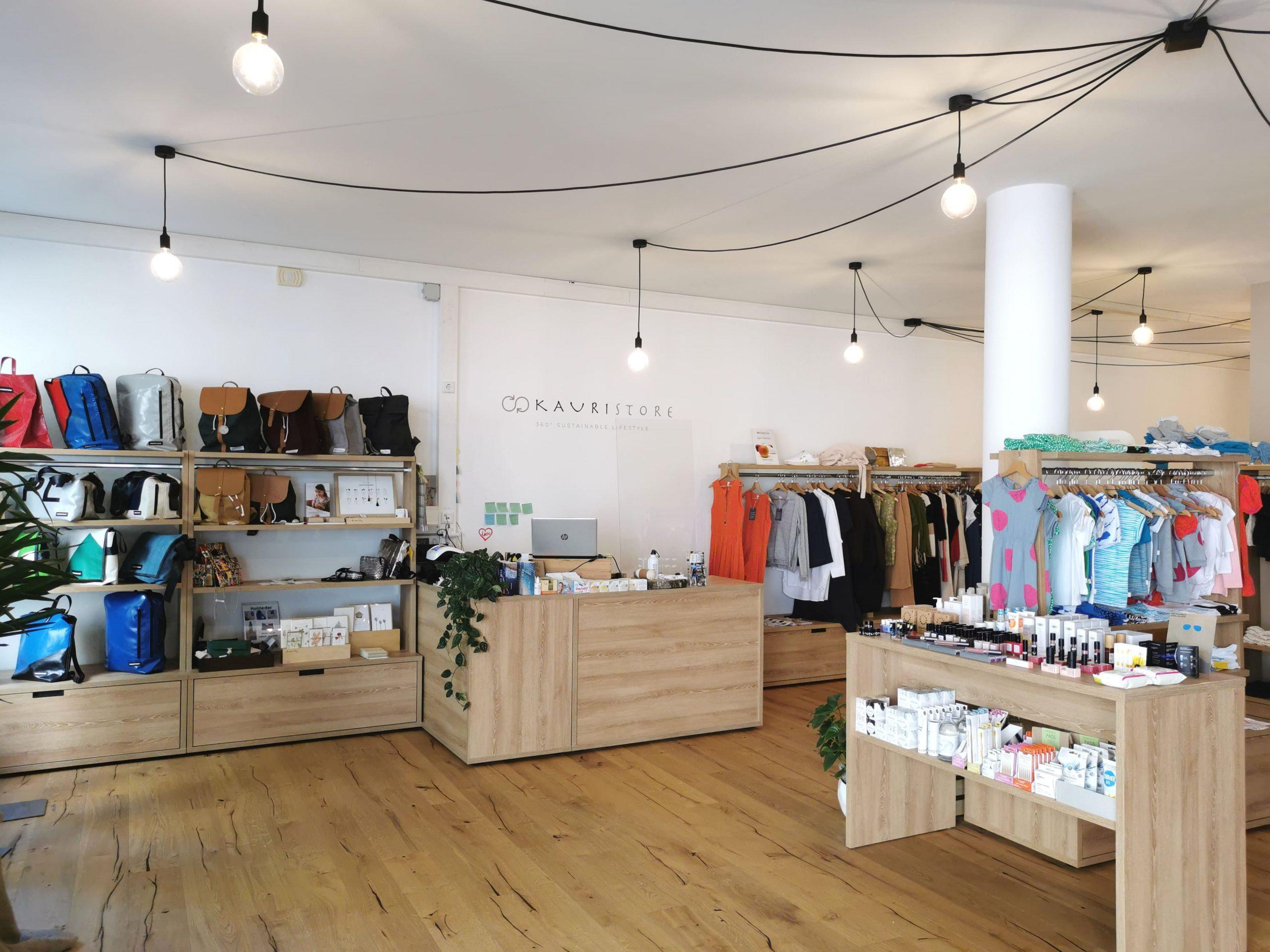 Kauri Store - concept store sostenibile a Bolzano e Bressanone