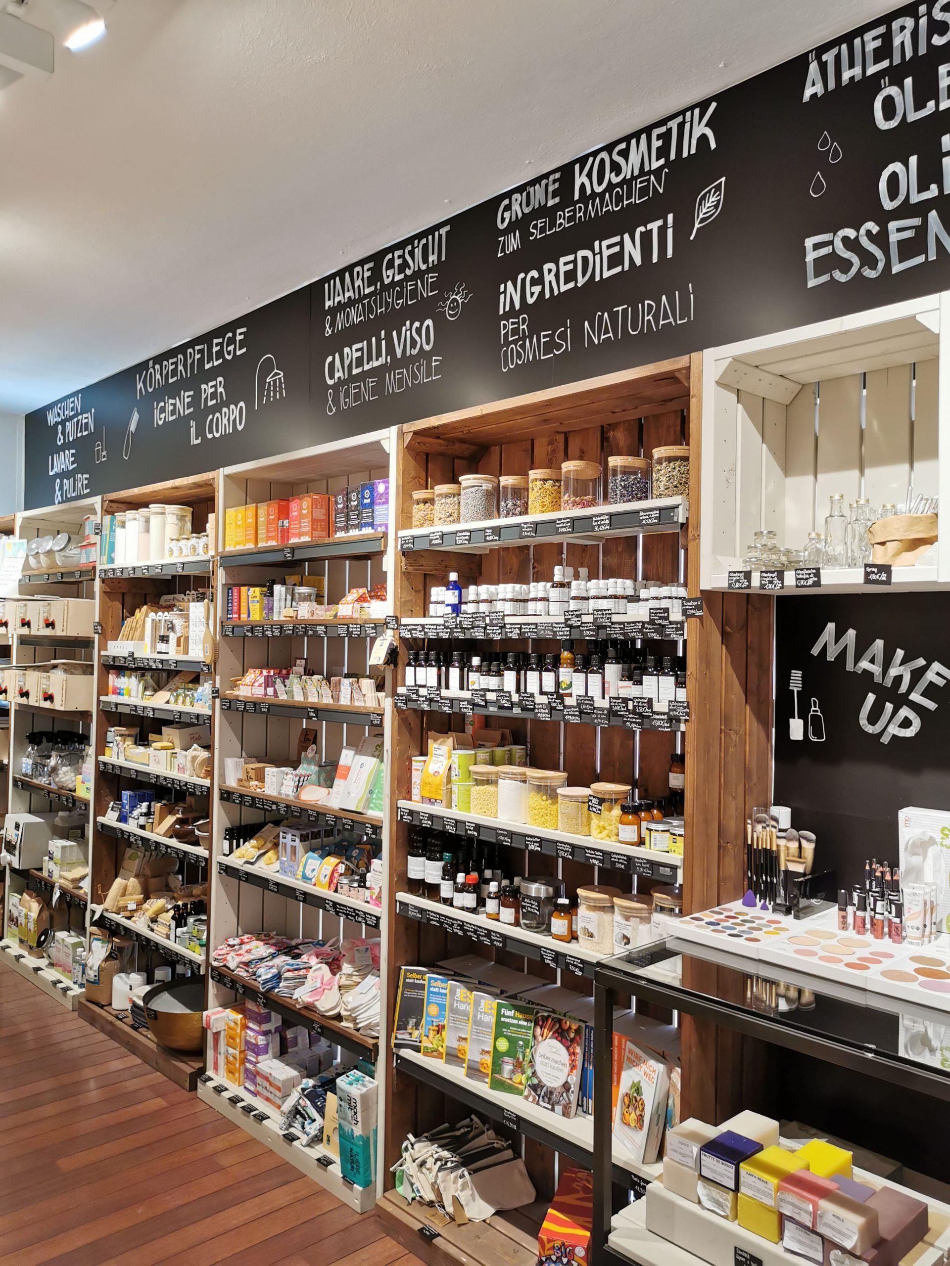 Cosmesi e make-up vegetale ed ecosostenibile